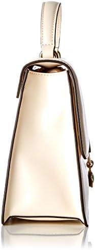 TOUS Damen 995890577 Geldbeutel, Weiß (Blanco), 27x18x9.5 centimeters