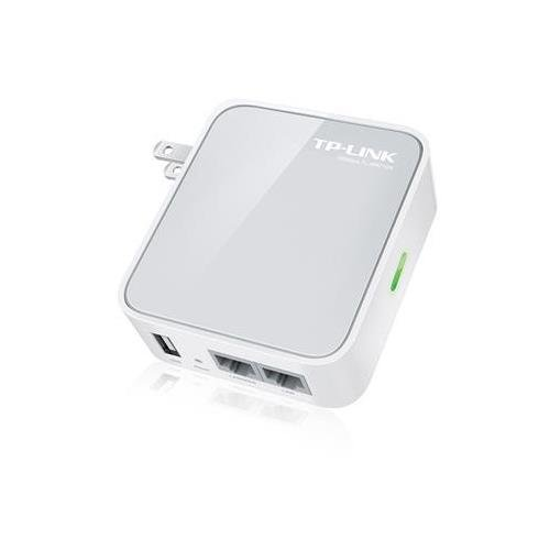 TP-Link N150 Wireless Wi-Fi Mini Router with Range Extender/Access Point/TV Adapter Modes (TL-WR710N)