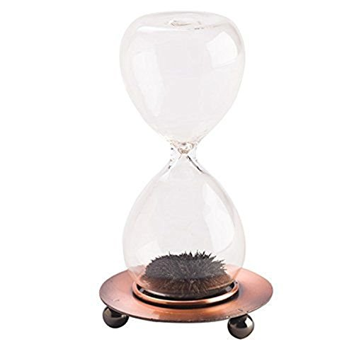Magnetic Sand Sculpture Hourglass