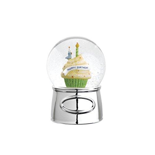 Happy Birthday Water (Reed & Barton 3221 Let's Celebrate Happy Birthday Waterglobe)