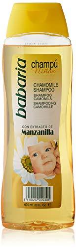 BABARIA – Shampoo kinderen kamille 600 ml – unisex