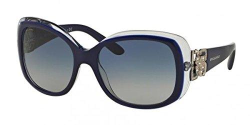 Amazon.com: Bvlgari bv8172b de la mujer anteojos de sol ...