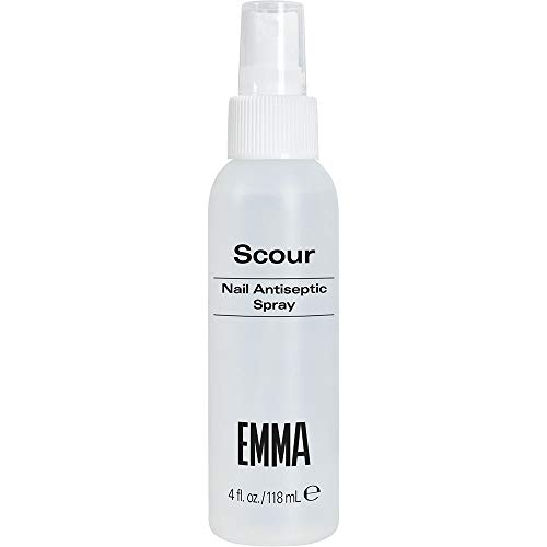- EMMA V.S.N.P. EMMA Scour Nail Antiseptic Spray & Nail Cleanser, 4 Ounces
