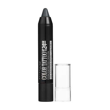 Maybelline Eyestudio Color Tattoo Concentrated Crayon,735 Audacious Asphalt, 0.08 oz.