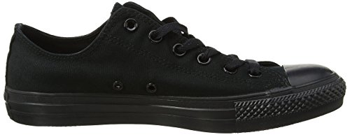 Taylor Monochrome M9697 Low Navy Top Black Ox Converse Chuck qnAf7wB