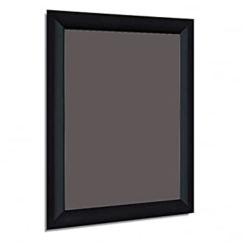 BLACK A4 A3 A2 A1 A0 Mitred Snap Frames Wall Posters Holder Click ...
