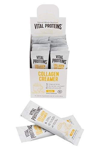 Vital Proteins, Collagen Creamer Vanilla Packet Box, 14 Count