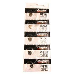 361 Watch Battery (Energizer SR721SW Sr-721sw - 361/362 Watch/calculator Battery)