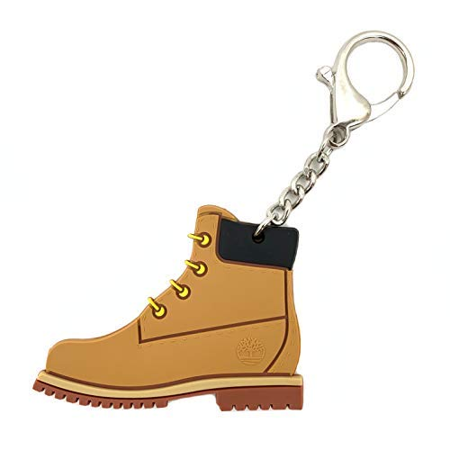 Timberland Boot Rubber KeyChain (Wheat Boot) from Timberland