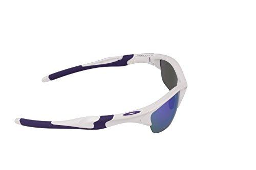 Gafas Half Blanco Jacket Perla Sol Iridio 0 para Oakley Morado Ciclismo de Hombre 2 UIAav1vq
