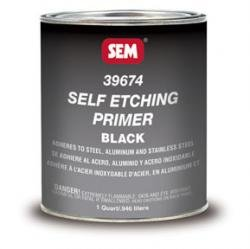 Self Etching Primer Black-2Pack