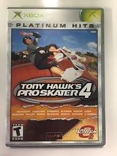 Tony Hawk's Pro Skater 4 Platinum Hits (Microsoft Xbox, 2003)