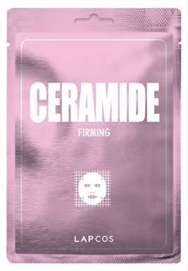 Lapcos Ceramide Variety 5 Derma Care Sheet Masks (Set of 5)