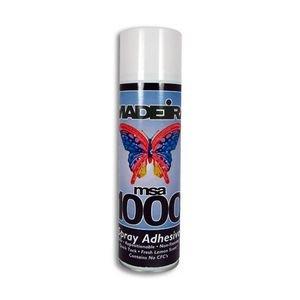 Madeira Temporary Fabric Spray Adhesive ()