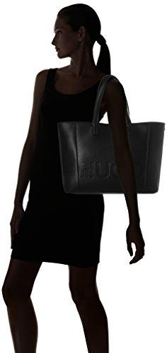 Mujer Bolsos Hombro Negro black De Hugo Y Mayfair Shoppers Shopper BC0Iq