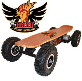 Skate Eletrico Emad