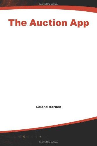 The Auction App pdf epub