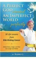 A Perfect God Created An Imperfect World Perfectly: 30 Life Lessons from Kids Kicking Cancer by G, Rabbi, Goldberg, Elimelech (2015) Paperback