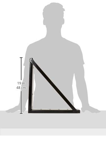 Buyers Products 1701006 Mounting Bracket Kit (3inX18inX18)