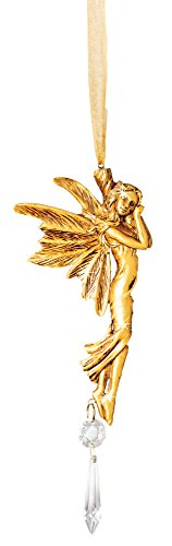 The Paragon Crystal Suncatcher - Fairy Rainbow Maker with Faceted Teardrop (Paragon Ornament)
