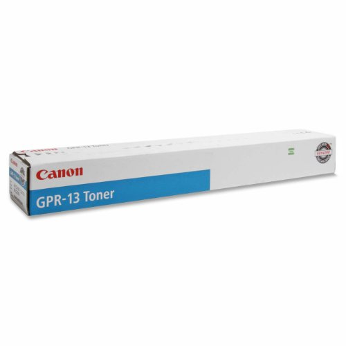 Irc3100 (CNMGPR13C - Canon GPR-13 Cyan Toner Cartridge)