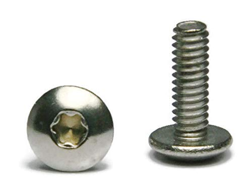 - Torx Truss Head Machine Screw Stainless Steel Screws #8-32 x 5/8 Packedge Quantity 25 - Quality Assurance from JumpingBolt