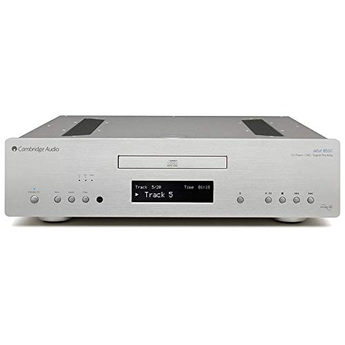 Cambridge - Azur 851C CD Player (Silver)