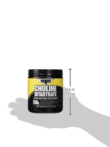 PrimaForce Choline Bitartrate Powder Supplement, 250 Grams – Enhances Cognitive Performance by Primaforce (Image #4)