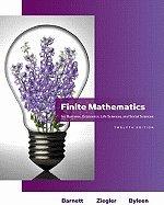Finite Mathematics for Business, Economics, Life Science, & Social Sciences (12th, 11) by Barnett, Raymond A - Ziegler, Michael R - Byleen, Karl E [Hardcover (2010)] pdf
