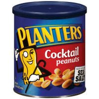 Planters Party Pack Cocktail Peanuts 16 oz (Pack of 12)