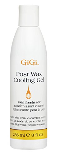 Gigi Post Wax Cooling Gel, 8 Ounce