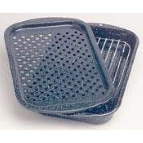 Small Broiler Pan With Rack Amazon Com