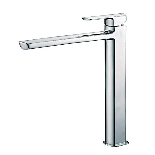 JSGJKitchen Bathroom Full Copper Basin Faucet Booking Single Hole hot and Cold Mixed Water Selling Nordic