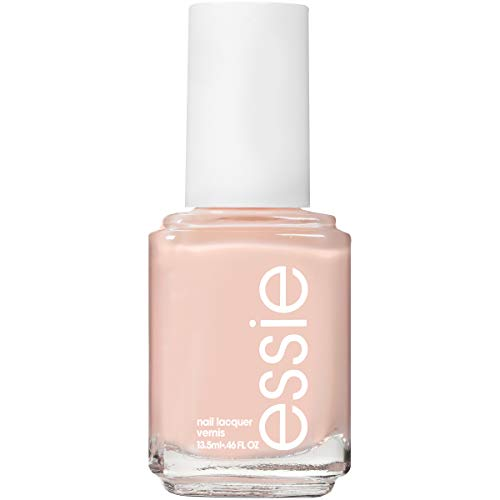 essie Nail Polish, Glossy Shine Finish, Mademoiselle, 0.46 fl. oz. (Best At Home Gel Polish)