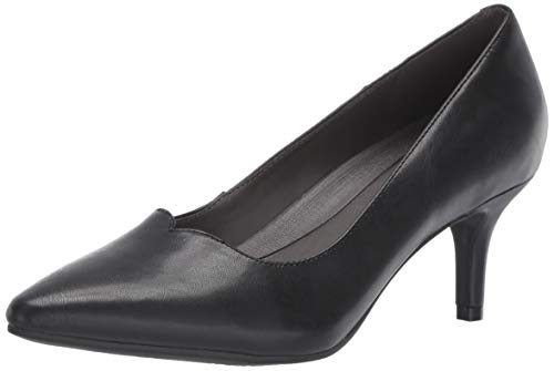 Aerosoles A2 Women's Anagram Pump, Black, 11 M - Aerosol Select