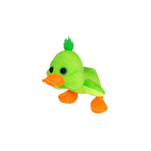 ToySource Duster The Duck 12 in Plush Collectible Toy Duster The Spotted Toad Plush Toy Random