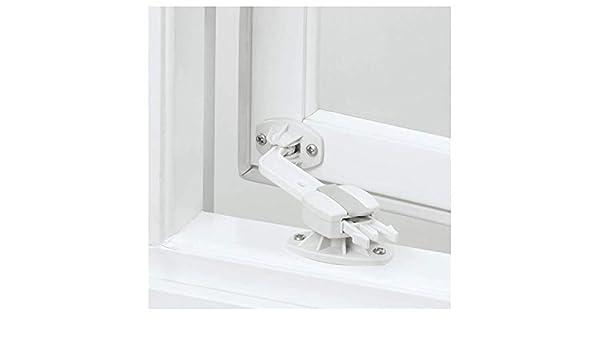 IKEA PATRULL Bloqueo para ventana, seguridad infantil, blanco/2 unidades: Amazon.es: Bebé