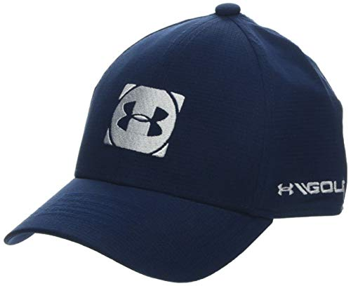 Under Armour Boys' Official Tour Cap 3.0, Academy//White, Youth Small/Medium (Under Armour Youth Cap)