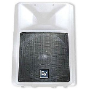 Electrovoice Sx300WE Speaker System 300 Watt 12 In. Woofer and DH2010A Compression Driver White