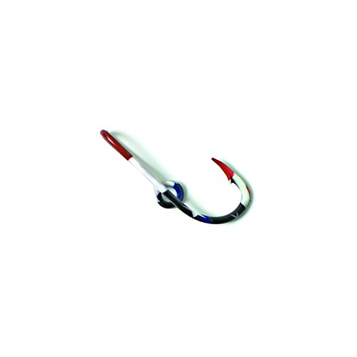 Eagle Claw 155AH-FLAG Hat/Tie Clasp Graphix Edition, American Flag, 1-Pack