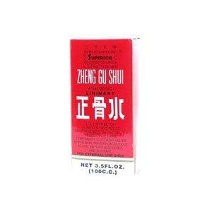 Чжэн Гу-шуй (Обезболивающее Линимент) Экономика Размер - 100 см (3,4 жидких унций)