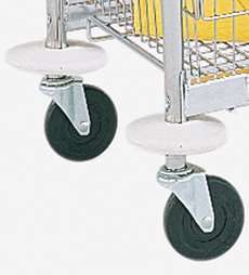 Charnstrom 5-Inch Donut Bumper, Pair (RB10) by Charnstrom