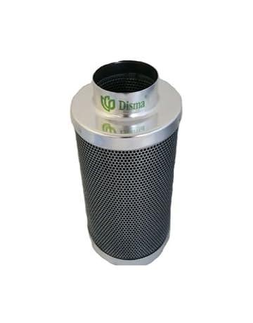 Filtro de Carbón Activado Granular ø100x300 M3/H=340
