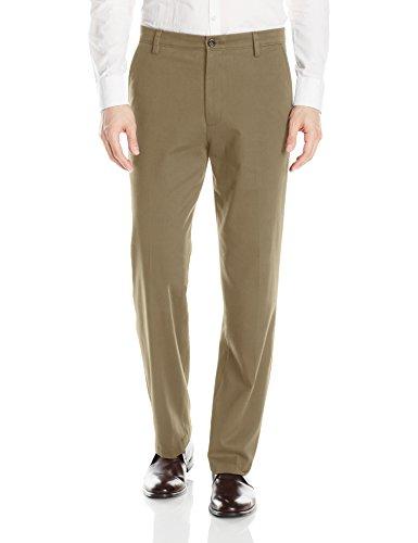 Dockers Men's Classic Fit Easy Khaki Pants D3, Timberwolf, 33 29 ()