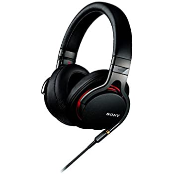 Sony MDR-1A Headphone - Black (International Version U.S. warranty may not apply)