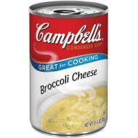 Campbell's Condensed Broccoli Cheese Soup 10.75 oz
