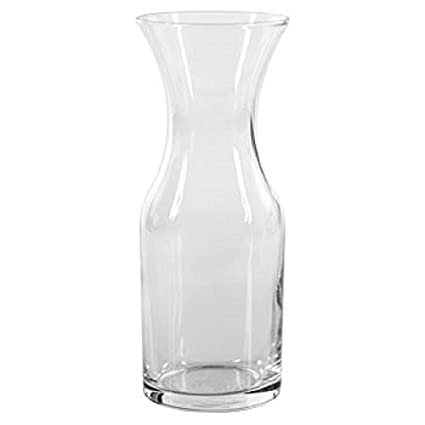 Amazon Taras Treasures And Gifts Clear Glass Decanter Vases