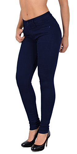 Tailles J403 tex Femmes Haute Typ Skinny Taille High bleu by Jeans Femme Pantalon j403 Grandes SkinnyJeans ESRA Jean Waist Zwx8dq6