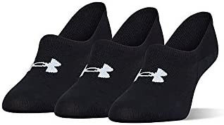 bf173cf4 Under Armour Women's UA Essential Ultra Low Liner Socks