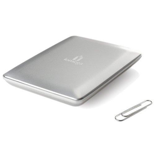 Iomega eGo Helium Portable External Hard Drive 320GB USB2.0 34862